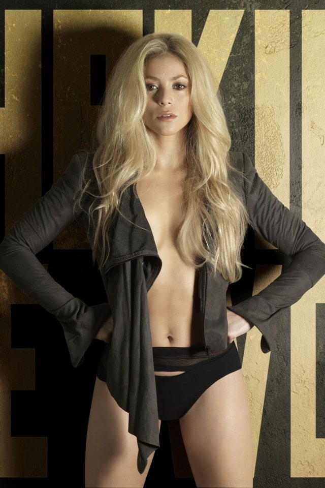 shakira hottest seminude pictures 10