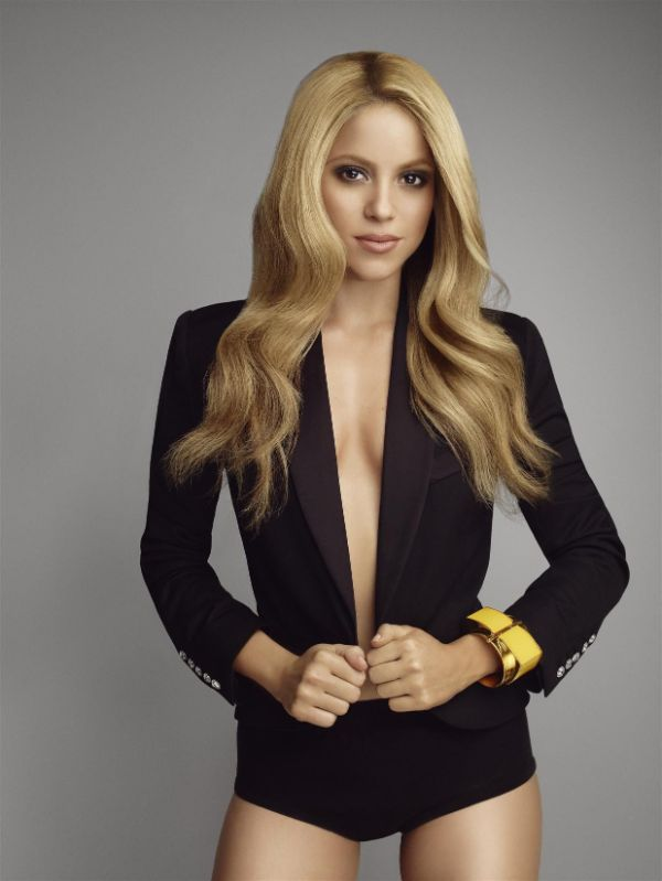 shakira hottest seminude pictures 6