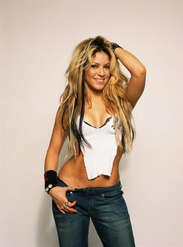 shakira hottest seminude pictures 7
