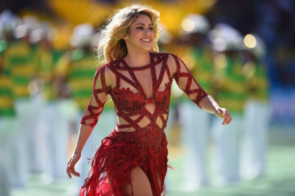 shakira hottest seminude pictures 8
