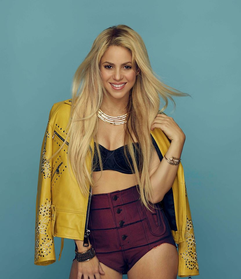 shakira hottest seminude pictures 9