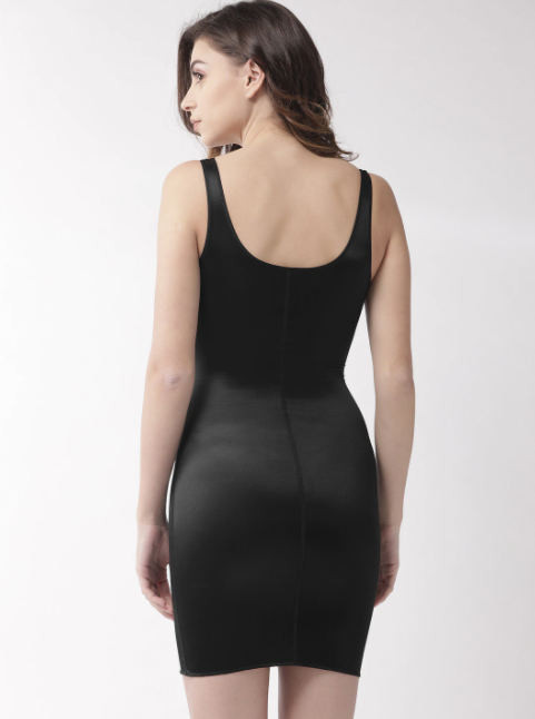 types of body shapers women black solid slimming camisole