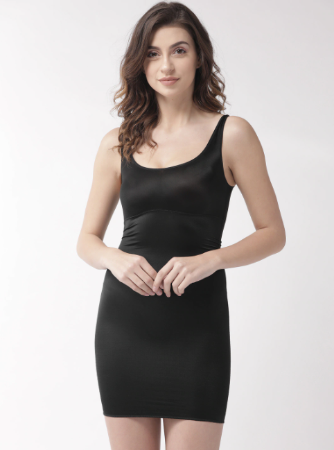 types of shapewear women black solid slimming camisole