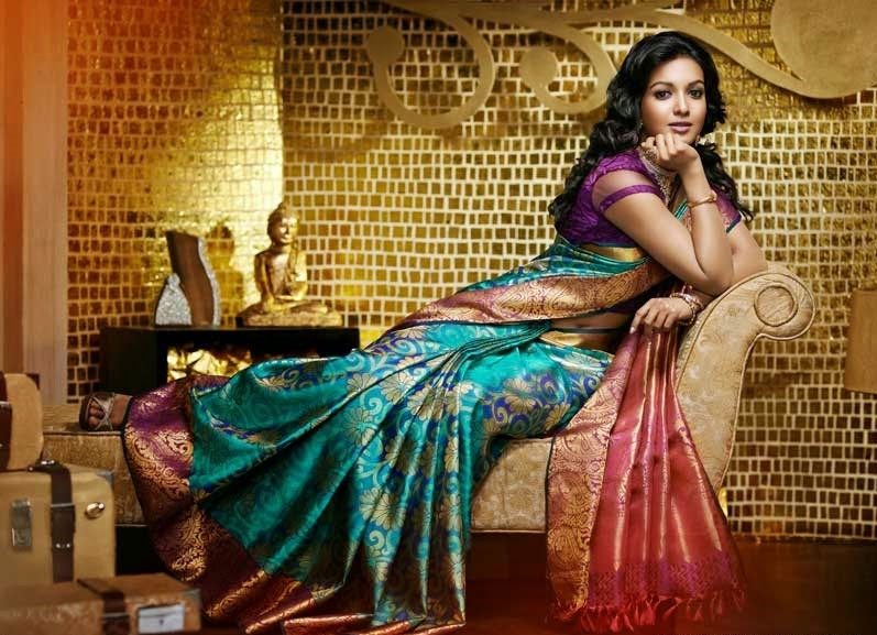 how to wear saree step by step