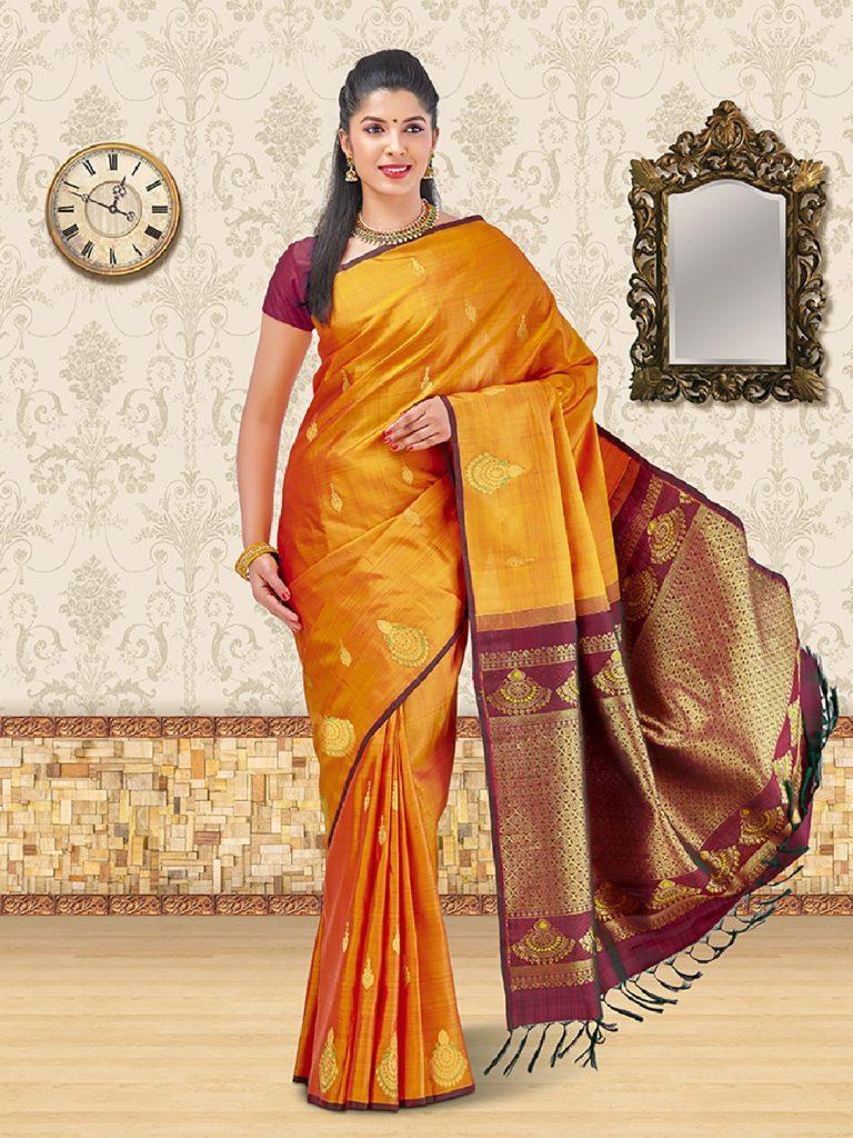 saree shops in chennai - Jeyachandran Textiles