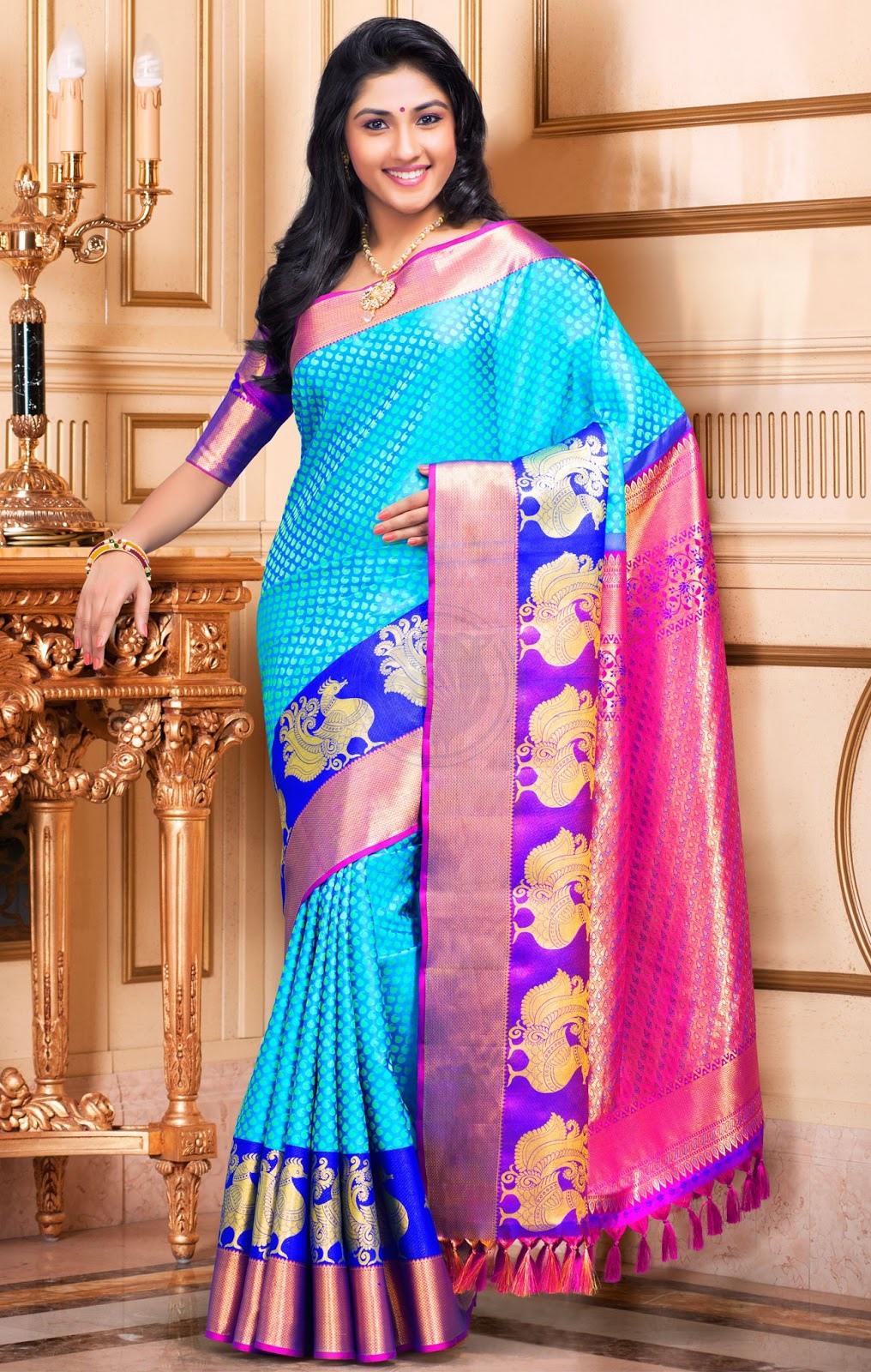 saree shops in chennai - the chennai silks