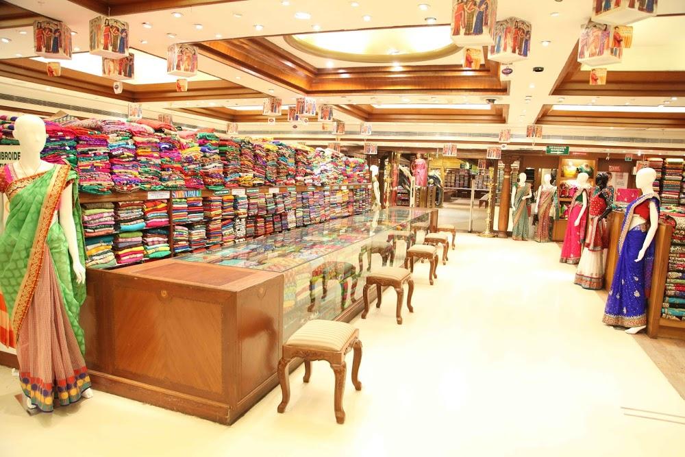 saree shops in chennai