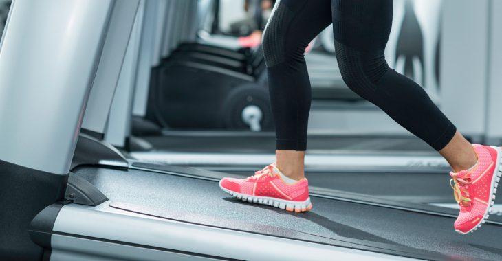 treadmill backward walking exercise for reducing hip thigh fat