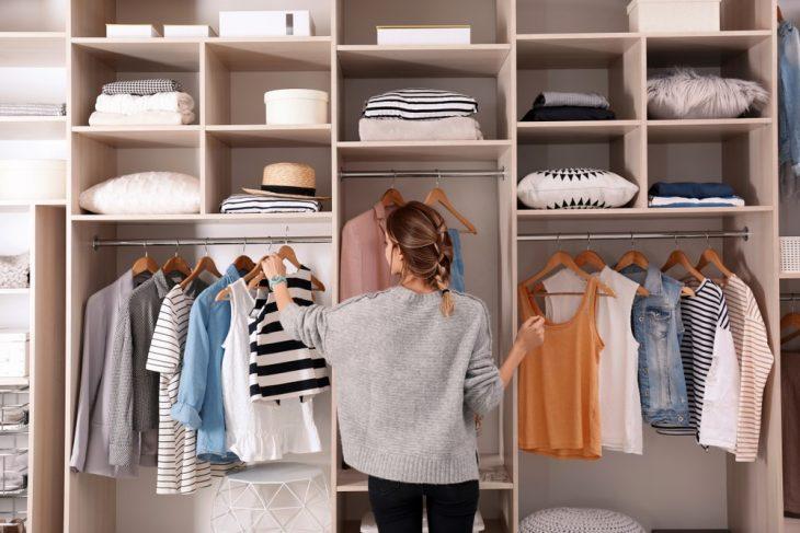 Wardrobe Rut Ideas